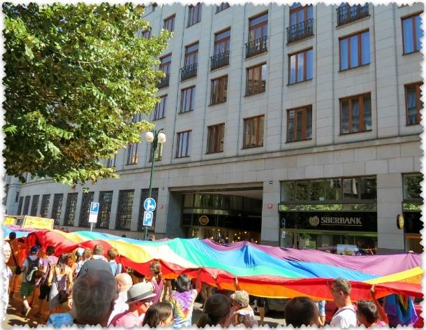 """фестиваль Prague Pride """"Гордость Праги"""""""