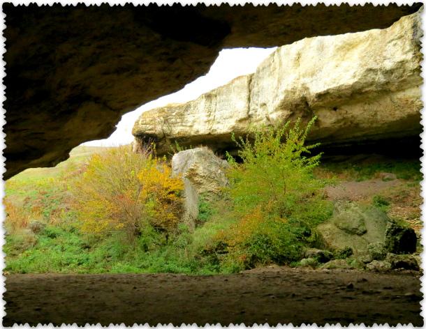 Belaja skala v Krymu okrestnosti