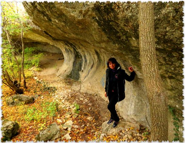 пещеры Белой скалы