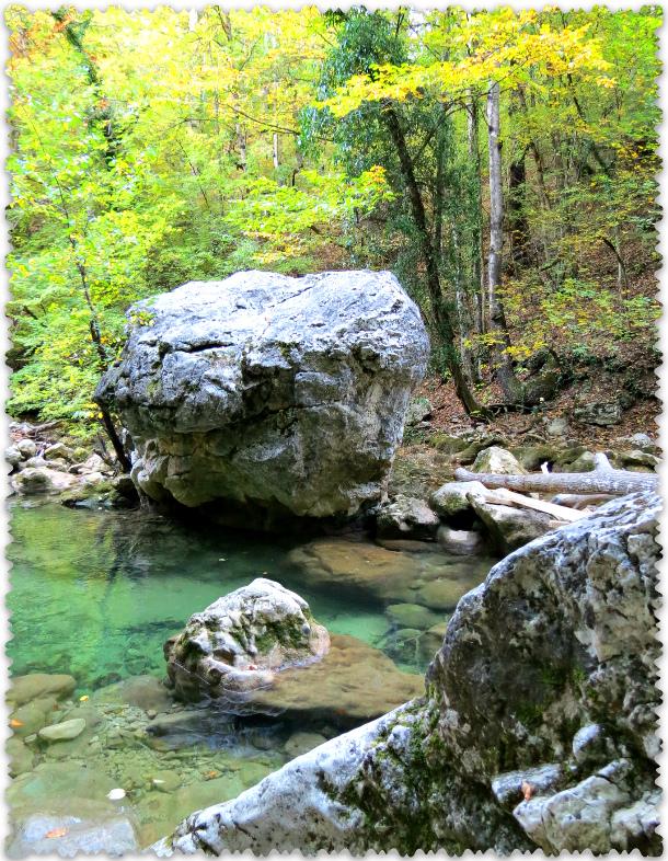 gornaja reka Kokkozka