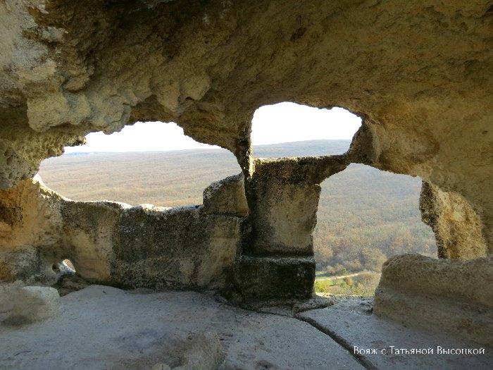Sudilishhe v gorode Jeski-Kermen