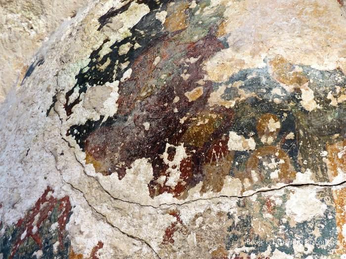 freski v Jeski-Kermen