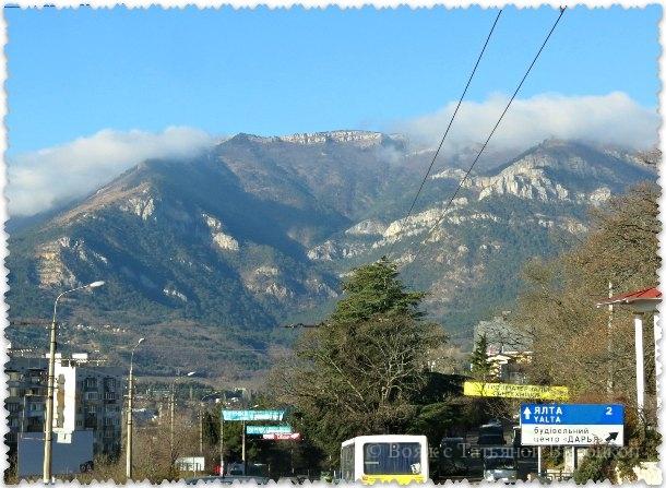 Jalta zimoj