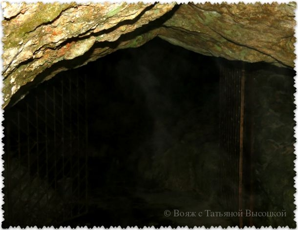 vhod v Krasnuju peshheru