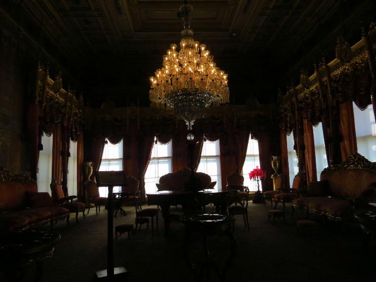 dvorec v Stambule
