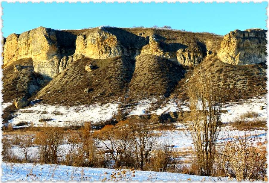 gory Bor-Kaja na vostoke Kryma