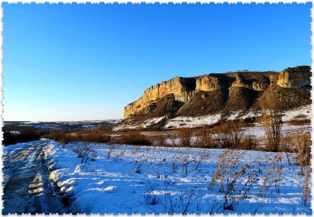 Bor-Kaja v Krymu