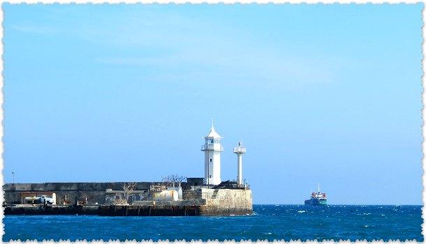 Jalta vesnoj
