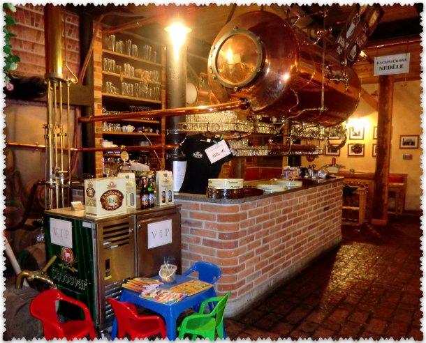 restoran birarium «Staraja solodovnja»