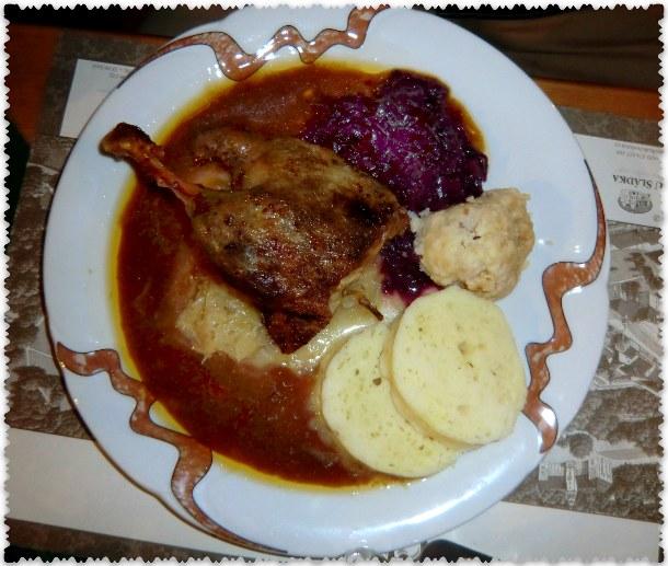 V restorane «Staraja solodovnja» menju