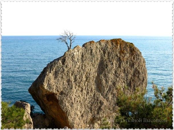 skala Topor na Karaul-Oba
