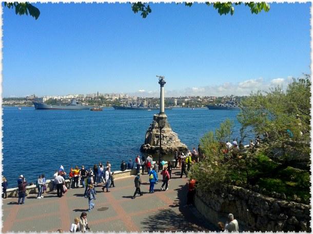 9 Maja 2015 v Sevastopole