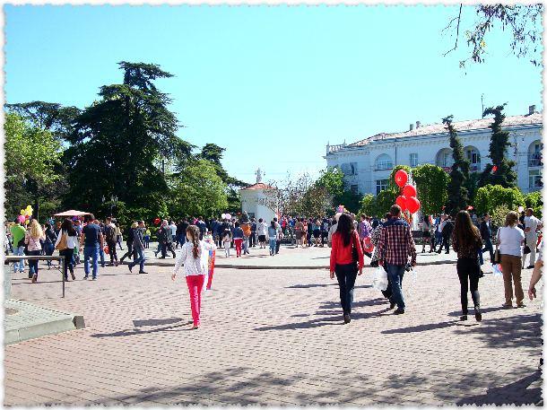 Den' Pobedy v Sevastopole