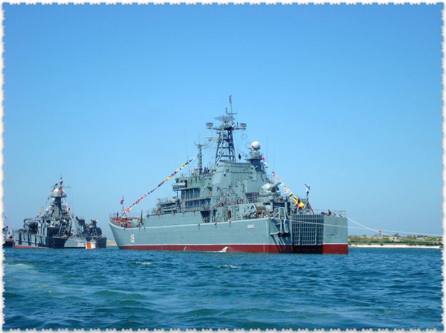 Prazdnovanie Dnja Pobedy v Sevastopole
