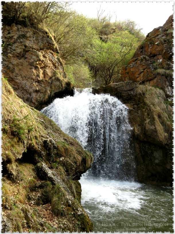 poezdka na Medovye vodopady