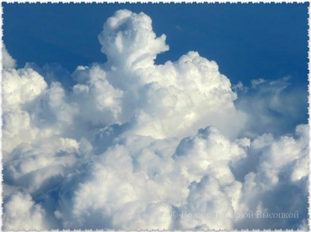 небо над Крымом