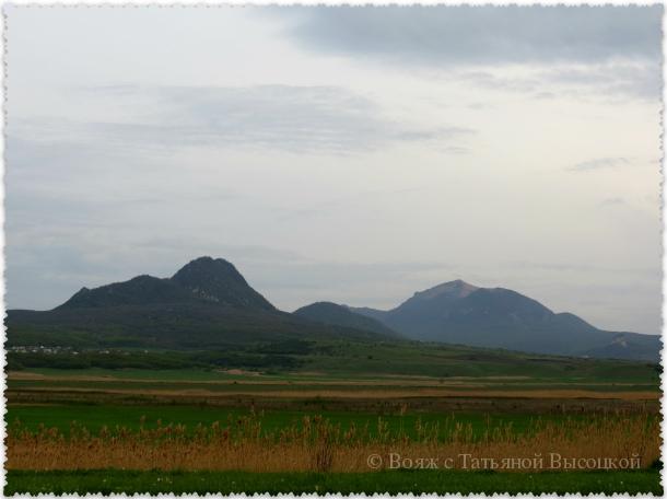 Гора Железная и гора Бык