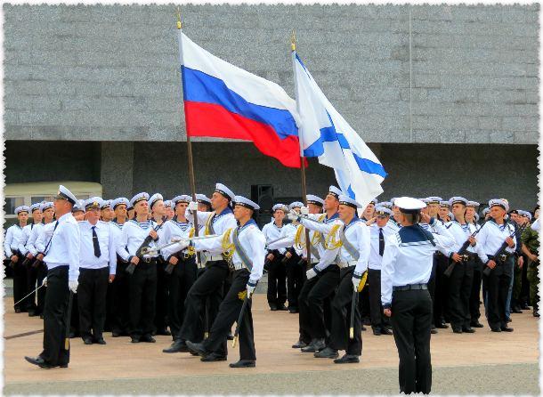 Voennaja prisjaga v Sevastopole