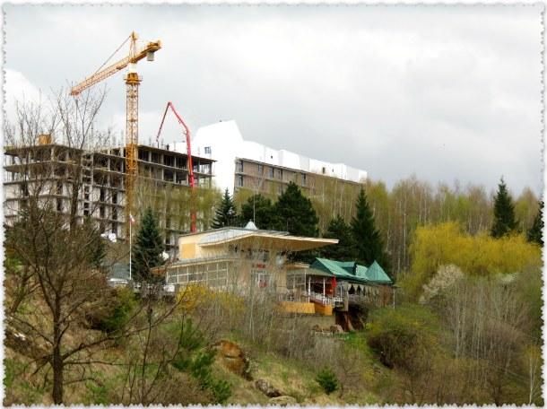Олимпийский комплекс в Кисловодске