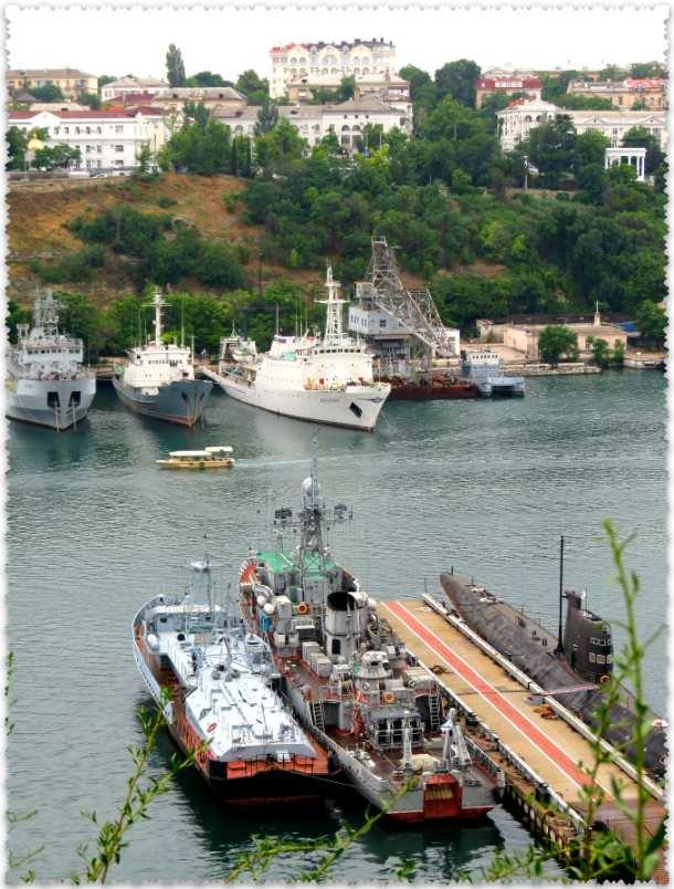 Kazach'ja buhta v Sevastopole