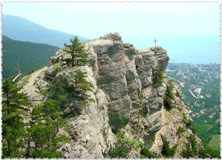 Stavri-Kaja (Krestovaja skala)
