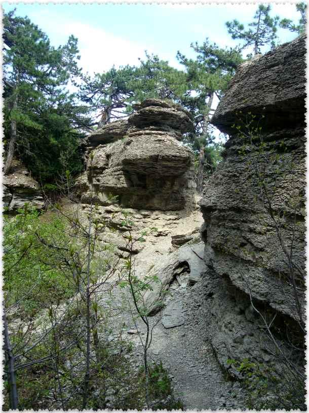 скалы Таракташа