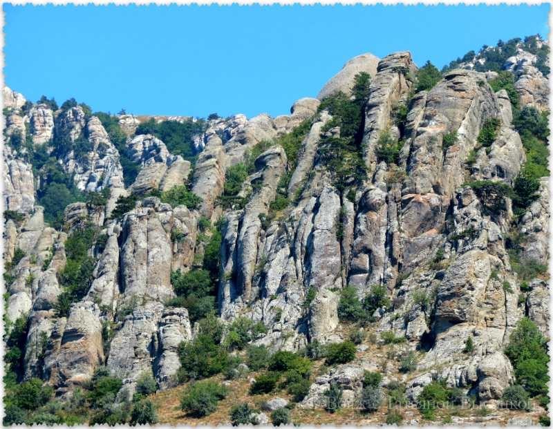 Dolina prividenij v s. Luchistoe