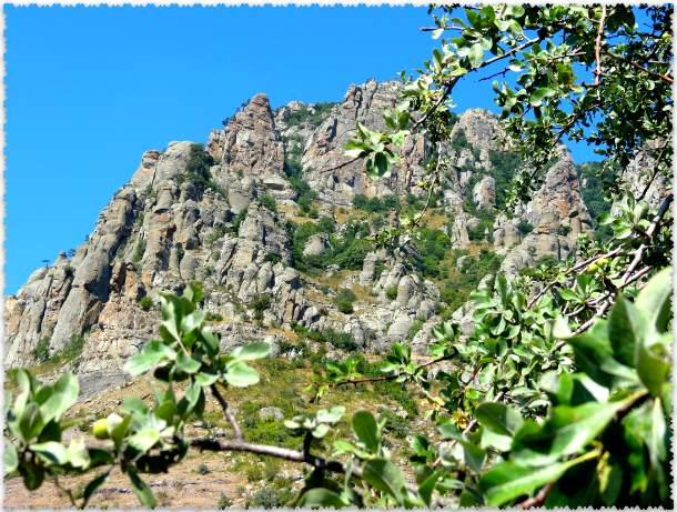 Dolina prividenij Demerdzhi