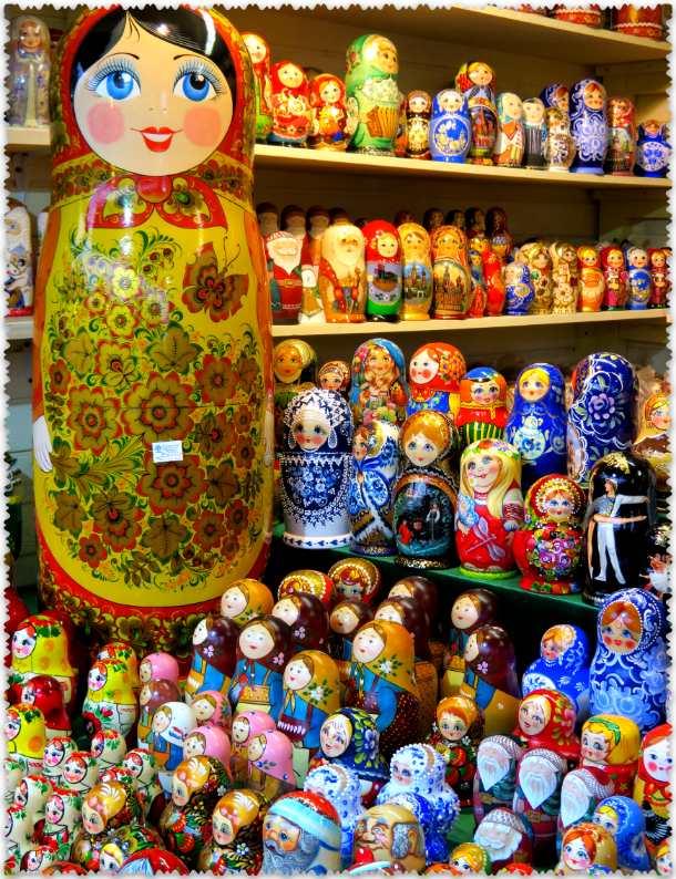 novogodnjaja jarmarka v Moskve