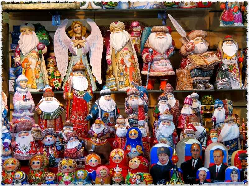 рождественская ярмарка 2016 на Красной площади
