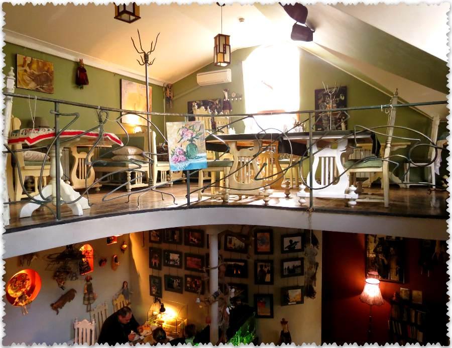 art-kafe «Antresol'»