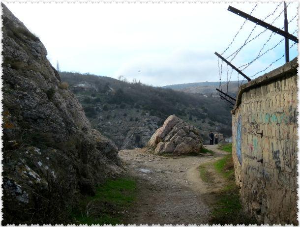 Martovskaja progulka v Balaklave