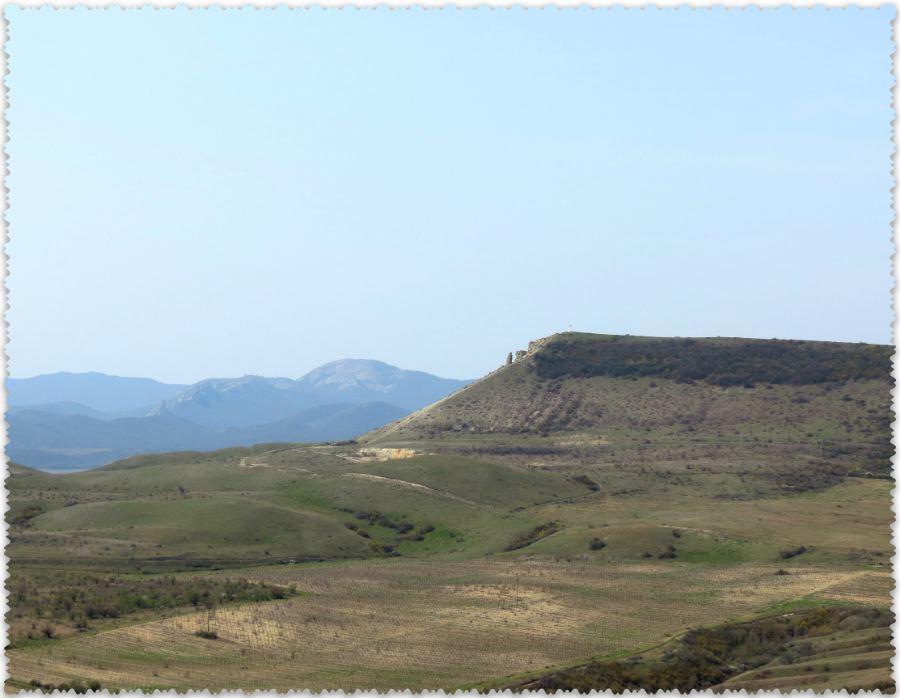гора Коклюк