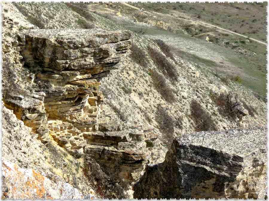 склон горы Коклюк