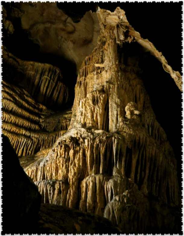 Jekskursija v peshheru Jemine-Bair-Hosar