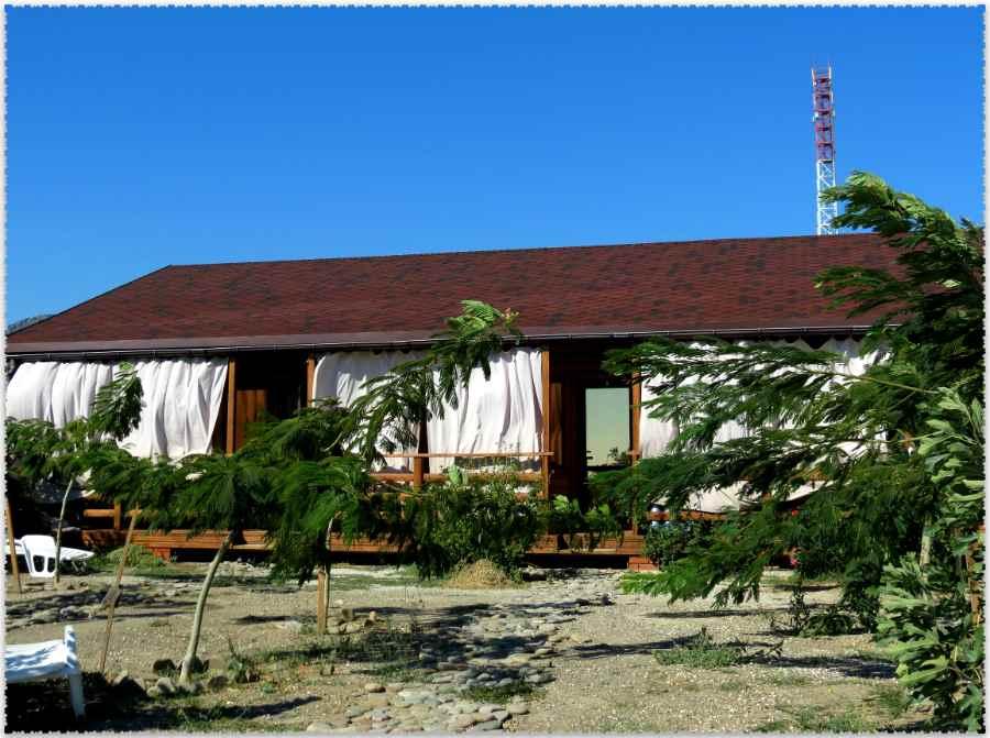 мини-отель в с. Веселое (Крым)