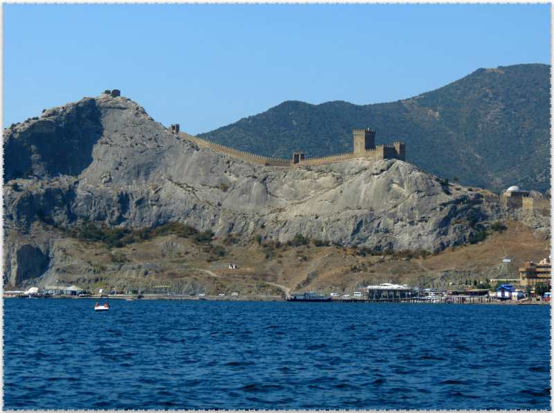 gora Krepostnaja