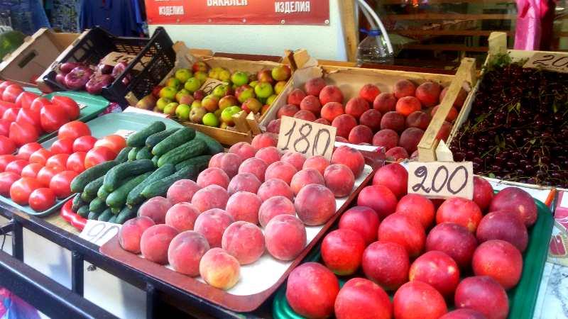 frukty v Jalte