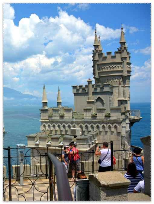 Otchet turista ob otdyhe v Krymu