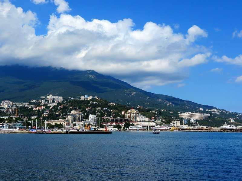 Jalta v ijule