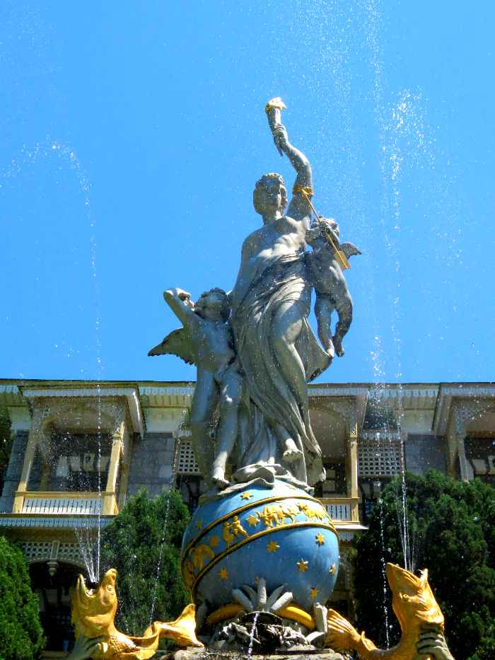 "fontan ""Boginja nochi"""