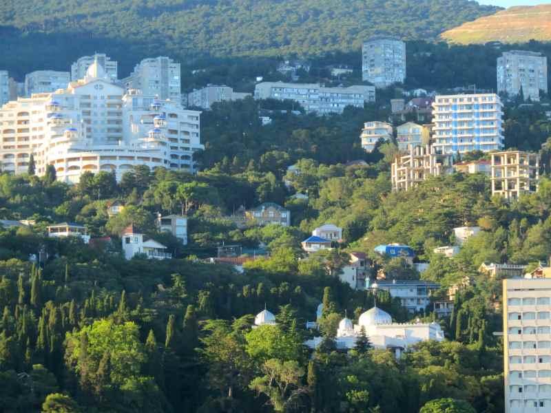 morskaja progulka Jalta-Mishor