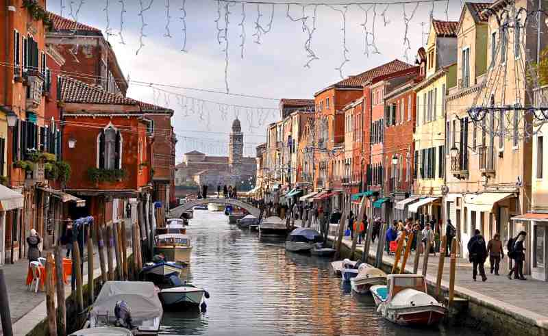 jekskursija iz Venecii na ostrov Murano