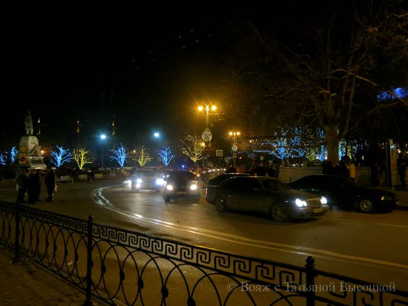 Sevastopol' v Novyj god