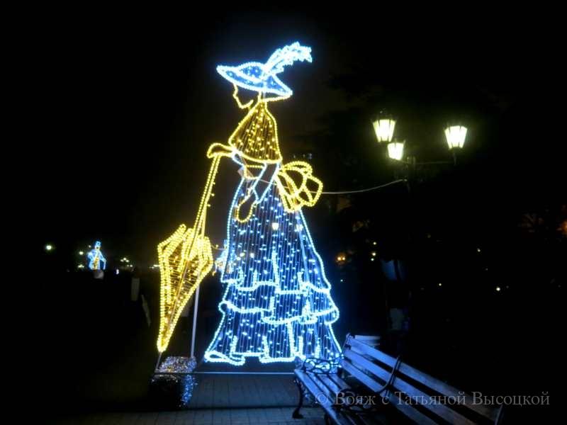 Novyj god v Sevastopole