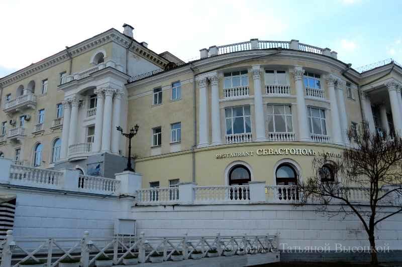 """restoran """"Sevastopol'"""" na prospekte Nahimova"""
