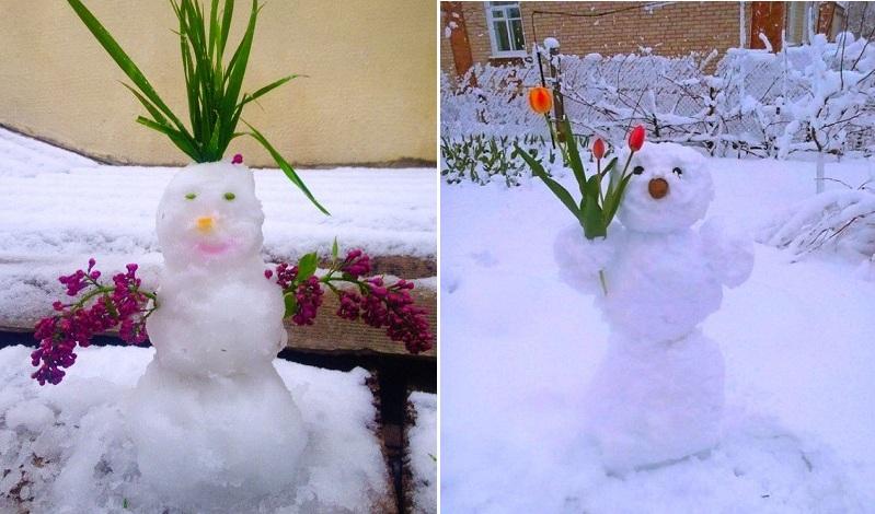sneg v aprele v Krymu