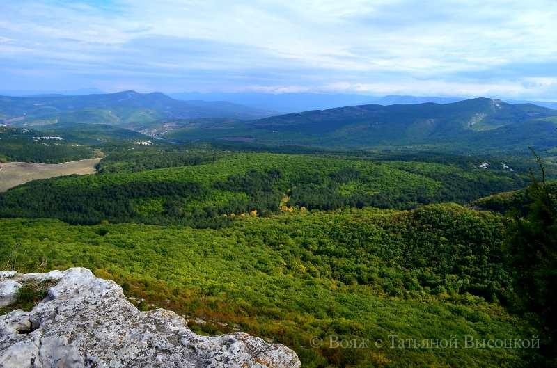 poezdka v peshhernyj gorod Mangup-Kale