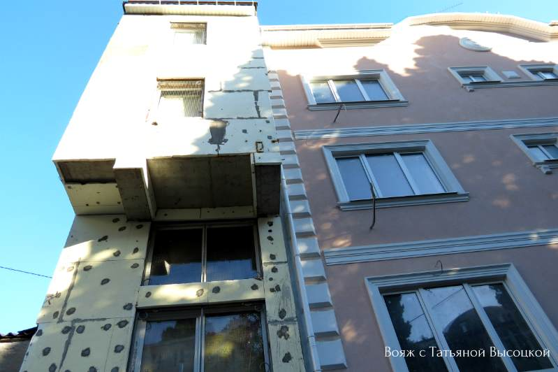 arhitektura v Jalte