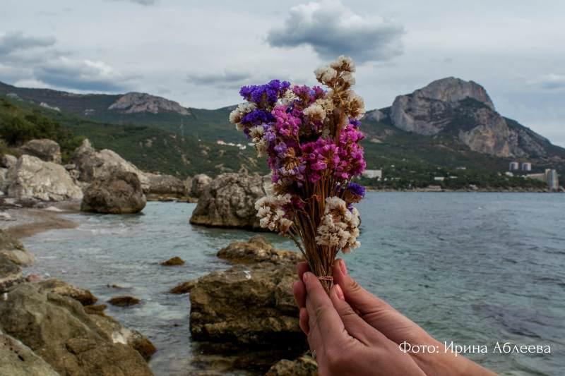 Otchet turistov o pohodah v Krymu na 6 dnej
